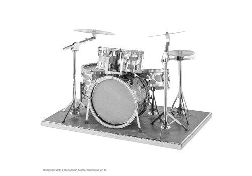 Metal Earth Drum Set - puzzle 3D