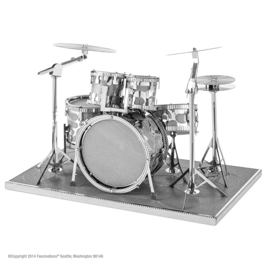 Drumset - 3D-puzzel-1