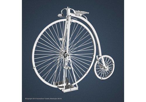 Highwheel Bicycle - 3D puzzel
