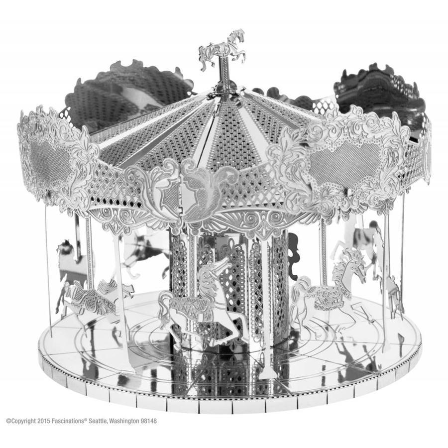 Merry Go Round - 3D-puzzel-1