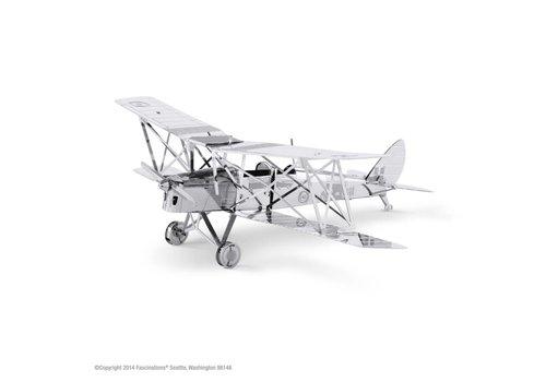 DH82 Tiger Moth - 3D puzzle