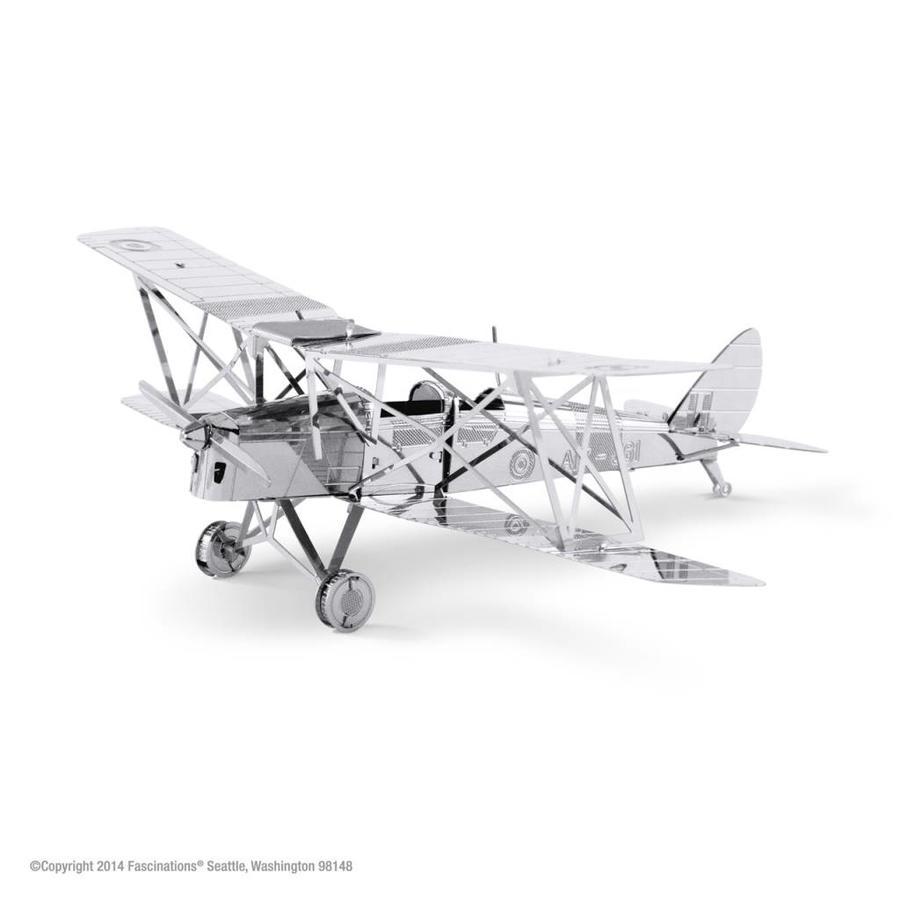 DH82 Tiger Moth - 3D puzzel-1