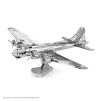 B-17 Flying Fortress - puzzle 3D