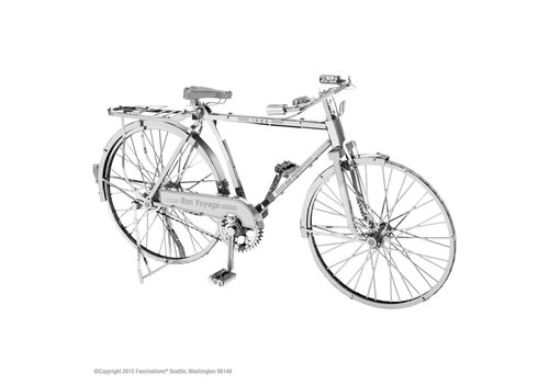 Classic Bicycle - Iconx 3D puzzel
