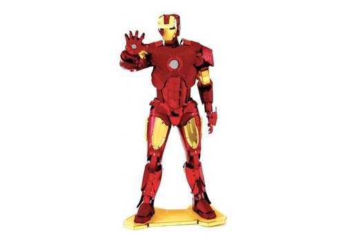 Iron Man (Mark IV) - Marvel - 3D puzzle