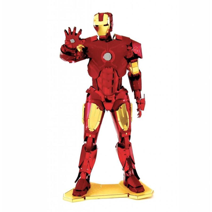 Iron Man (Mark IV) - Marvel - 3D puzzle-1