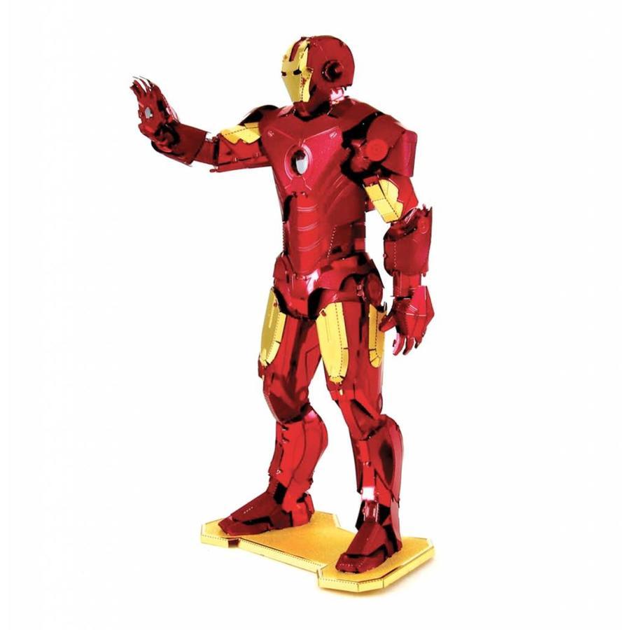 Iron Man (Mark IV) - Marvel - 3D puzzle-2