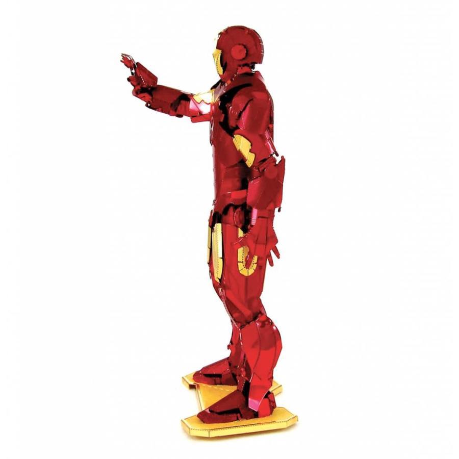 Iron Man (Mark IV) - Marvel - 3D puzzel-3