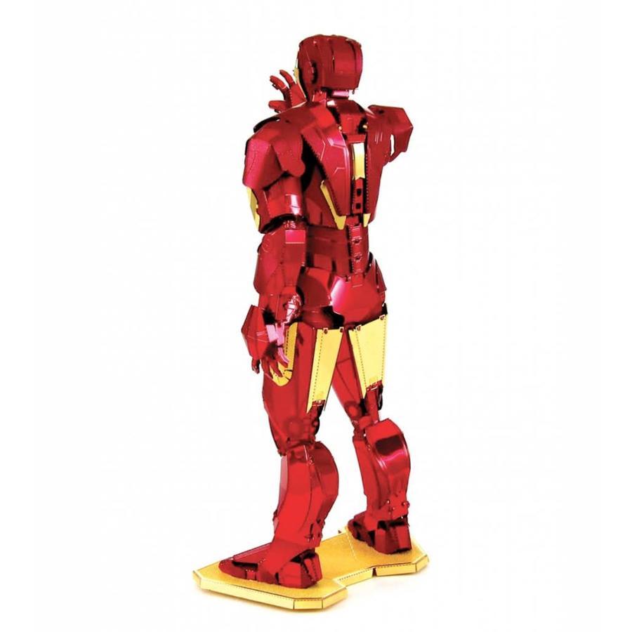 Iron Man (Mark IV) - Marvel - 3D puzzle-4