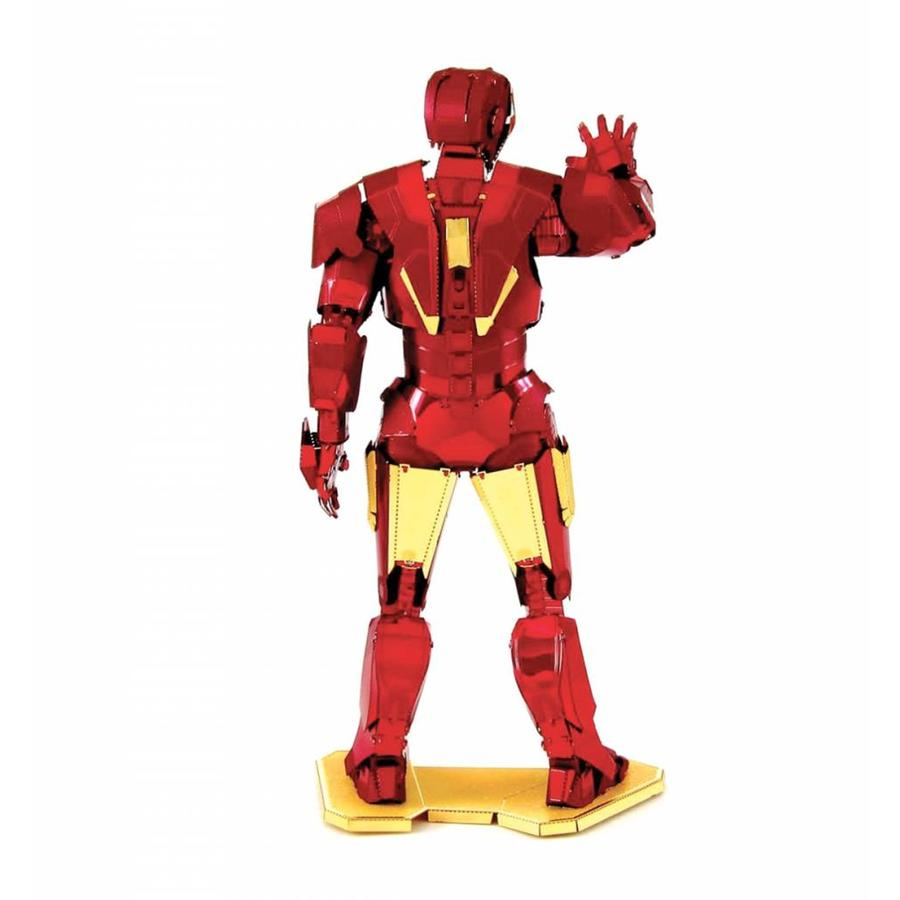 Iron Man (Mark IV) - Marvel - 3D puzzle-5