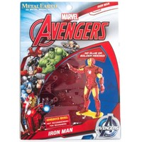 thumb-Iron Man (Mark IV) - Marvel - 3D puzzle-6