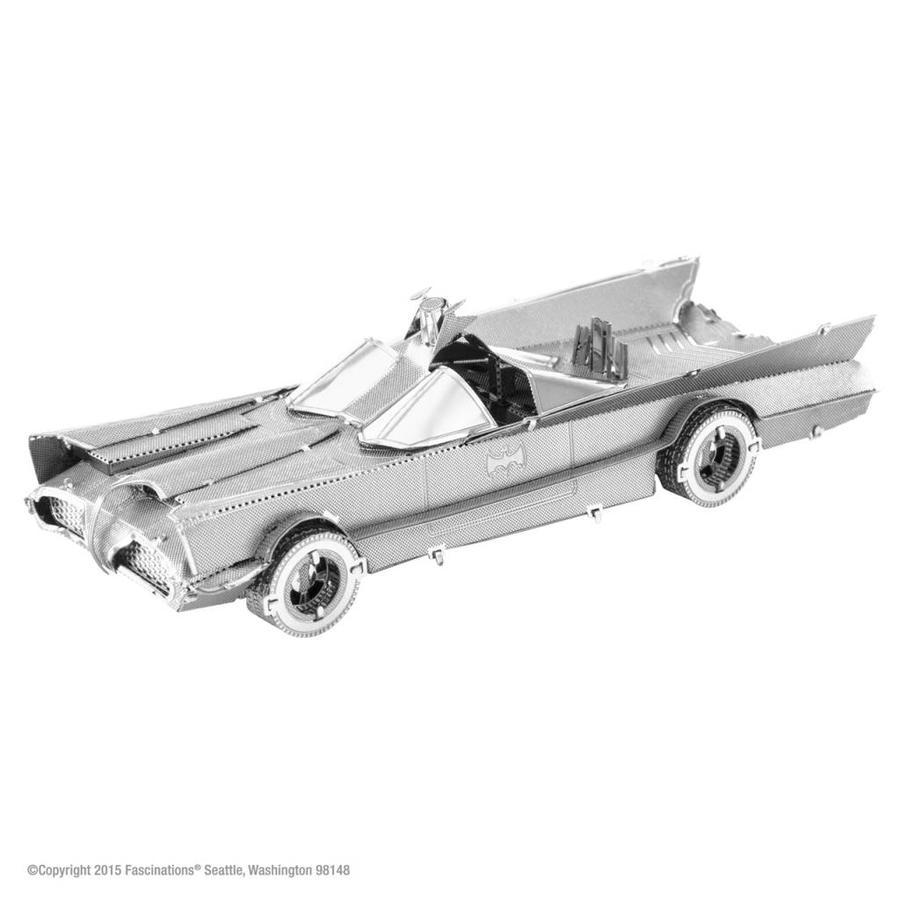 Batman Classic TV Batmobile - 3D puzzel-1