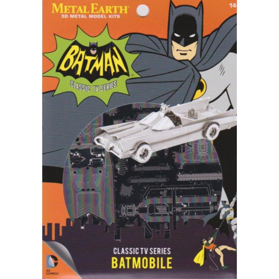 Batman Classic TV Batmobile - 3D puzzel-4