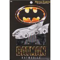 thumb-Batman 1989 Batmobile - 3D puzzel-2