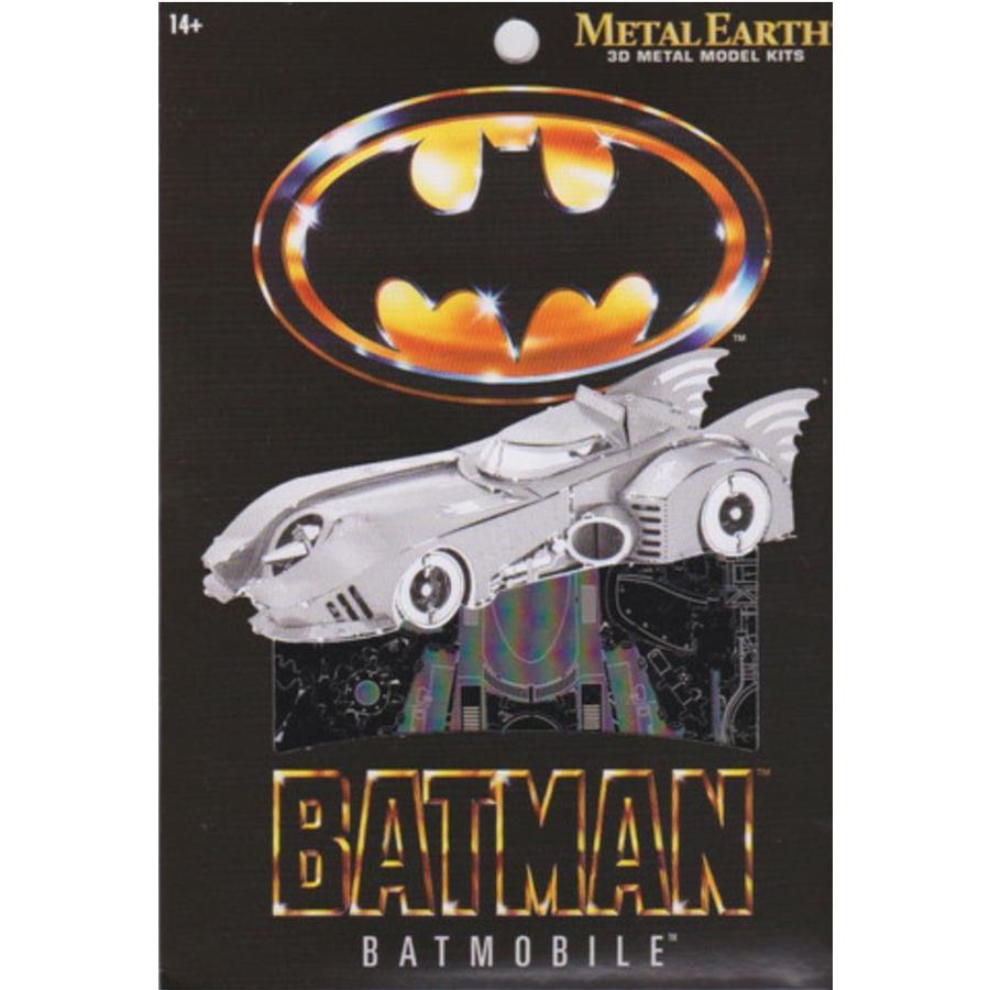 Batman 1989 Batmobile - 3D puzzel-2