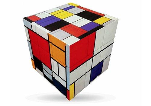 V-Cube V-3 Mondriaan - Kubus