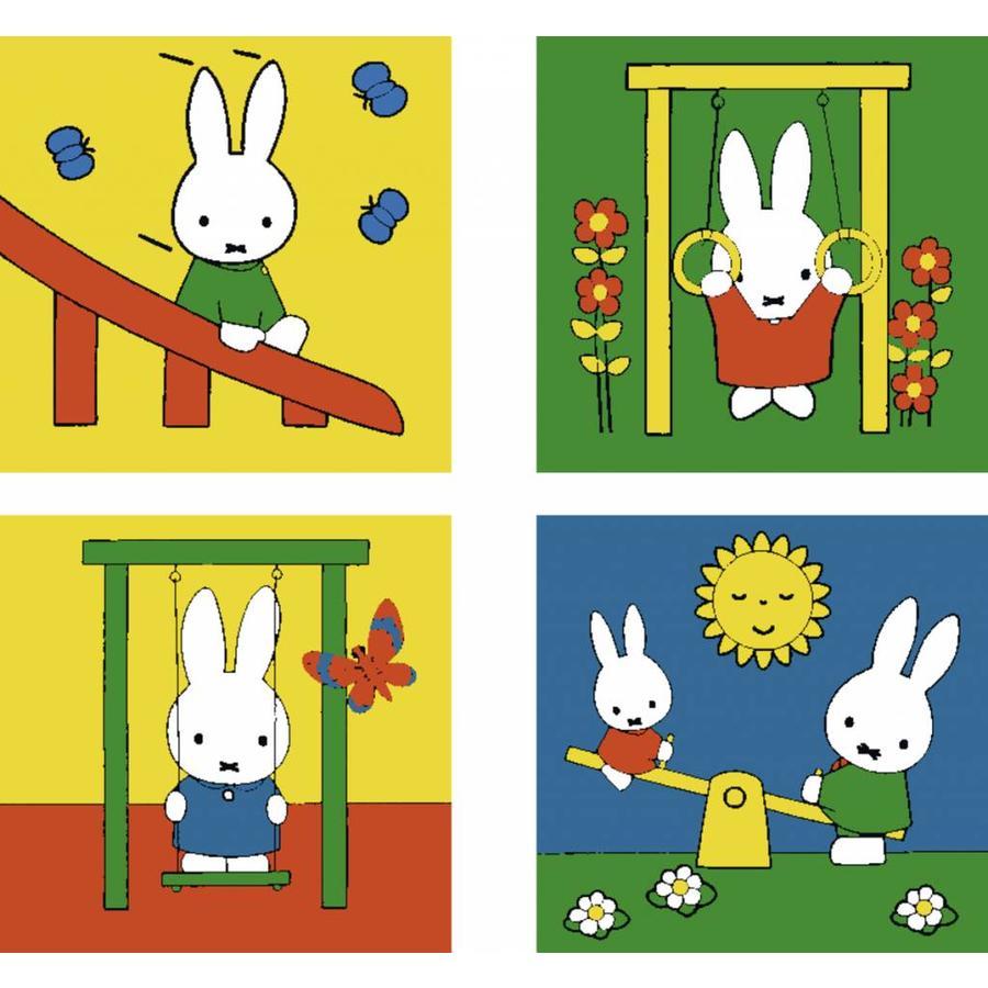 Nijntje - Puzzels 2, 3, 4 en 5 stukjes-6