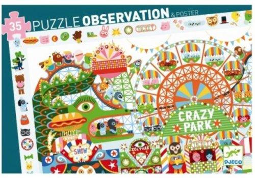 Crazy Park - 35 stukjes