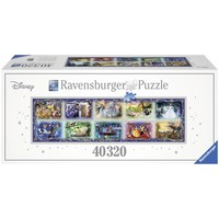 thumb-Werelds grootste Disney puzzel van 40000 stukjes (exact 40320 stukjes)-1