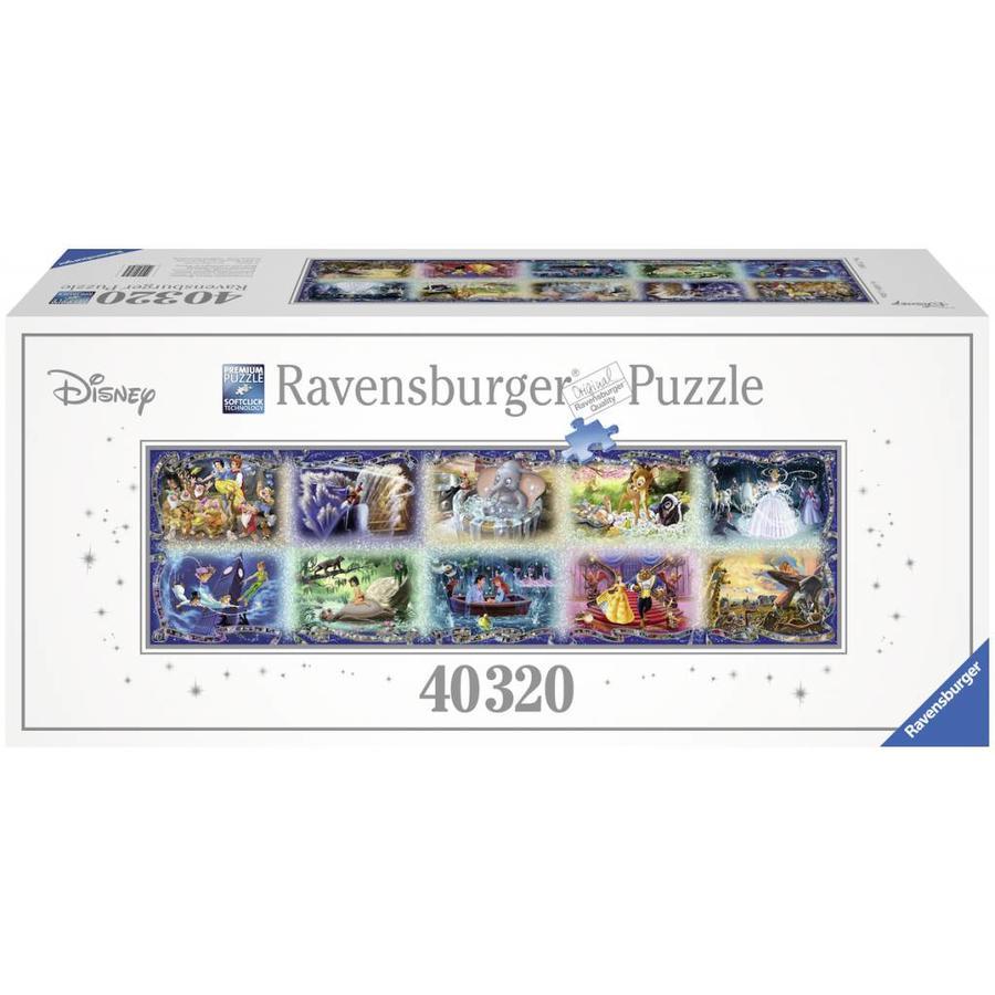 Werelds grootste Disney puzzel van 40000 stukjes (exact 40320 stukjes)-1
