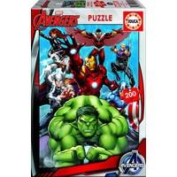 Avengers - puzzle de 200 pieces