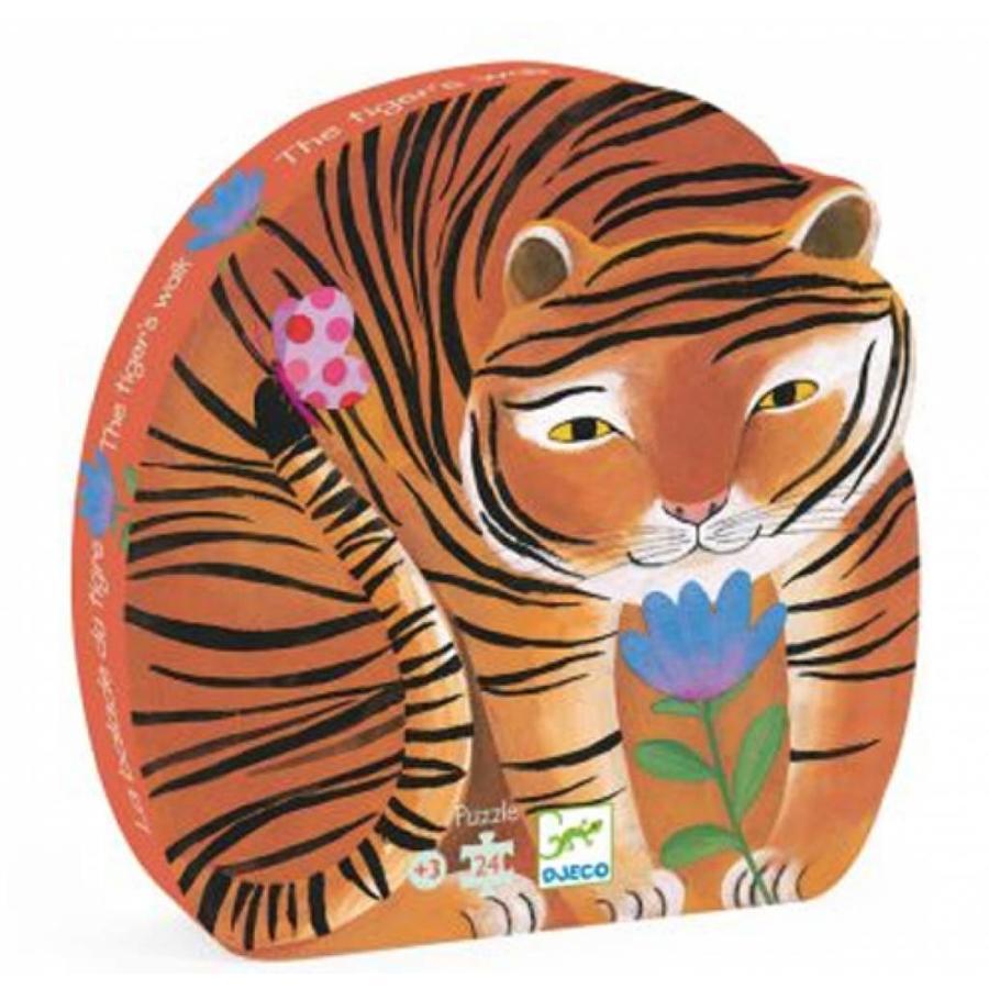 Le tigre dur - 24 pièces-1