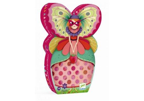 Carnaval met de vlinderdame - 36 stukjes