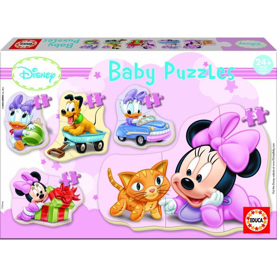 Baby Minnie - 3, 4 en 5 stukjes-1
