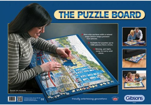 Puzzle board - for puzzles up to 1000 pieces