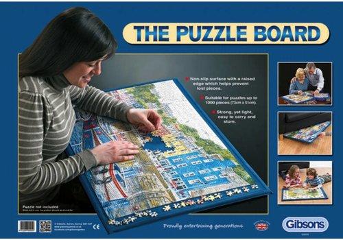 Puzzle board - pour des puzzles jusqu'à 1000 pièces