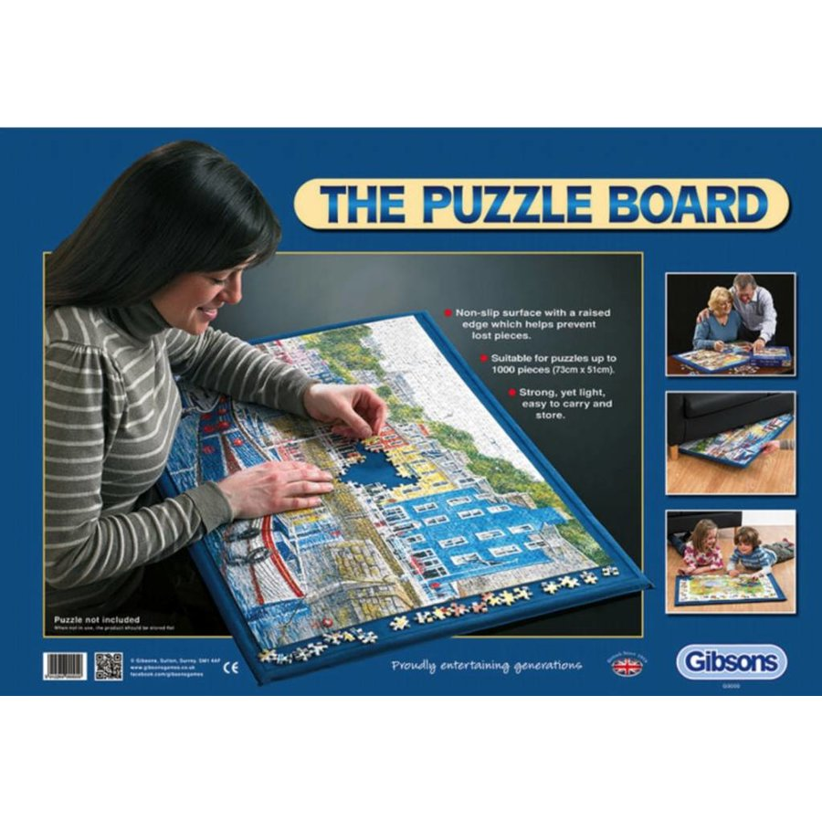 Puzzelbord- voor puzzels tot 1000 stukjes-1