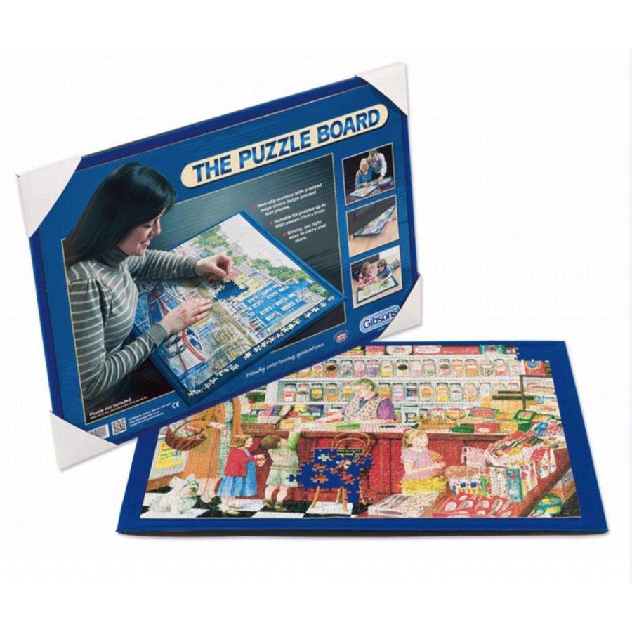 Puzzelbord- voor puzzels tot 1000 stukjes-2