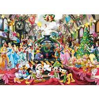thumb-De kersttrein - legpuzzel van 1000 stukjes-2
