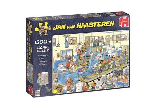 Drukkerij -JvH-1500 pieces
