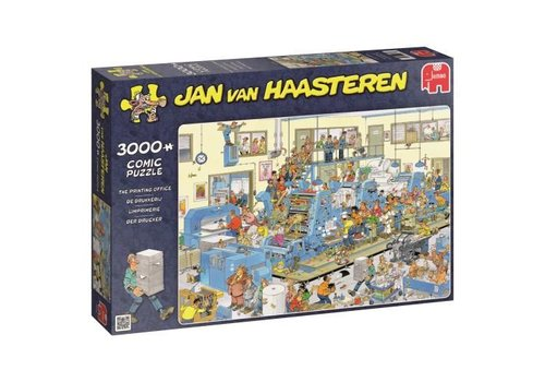 The printing company - JvH- 3000 pieces