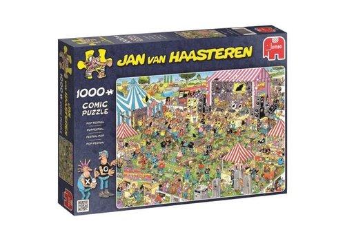 Jumbo Het popfestival - JvH - 1000 stukjes