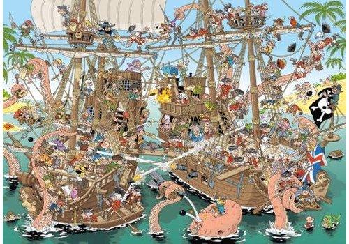 Stukje geschiedenis - De Piraten