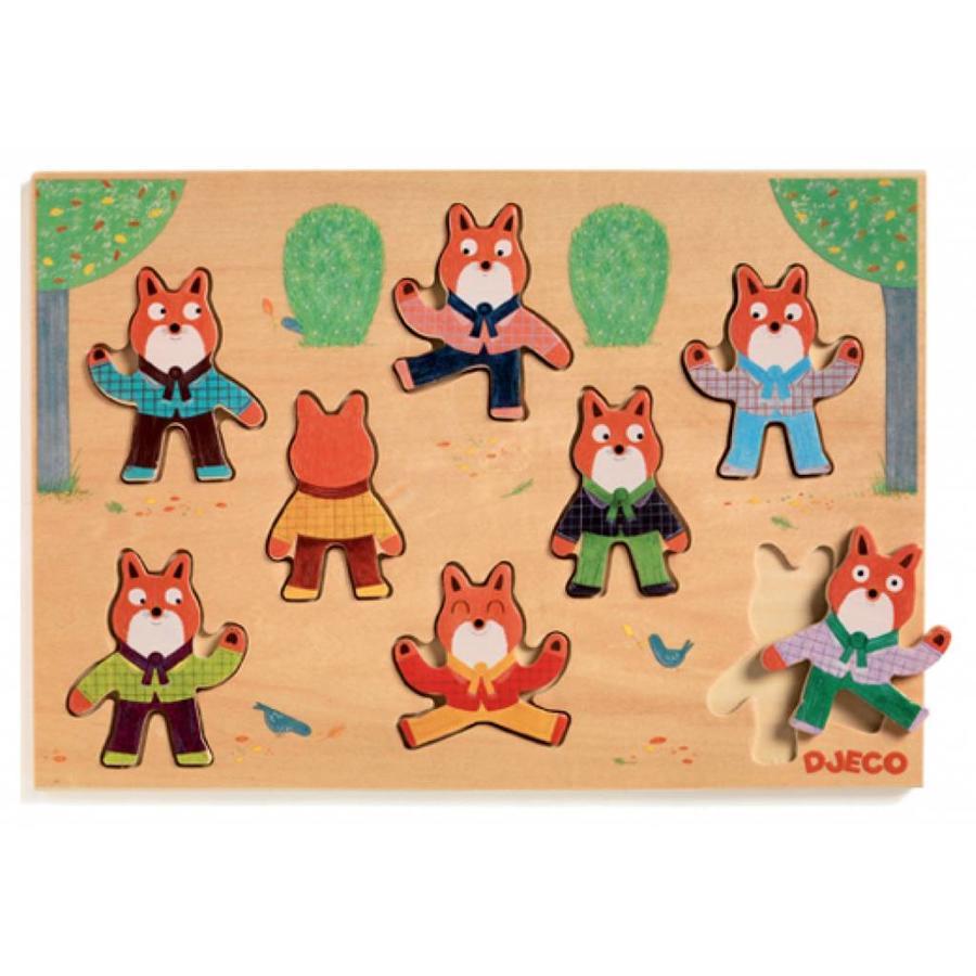 Foxymatch - 8 pièces-1