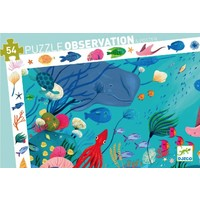 thumb-Search puzzle - in the ocean - 54 pieces-1