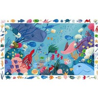 thumb-Puzzle de Recherche - dans l'océan - 54 pièces-2