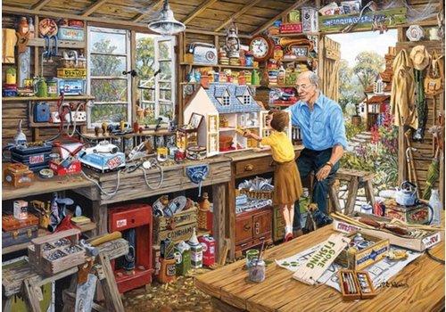 Gibsons Atelier du grand-père - 1000 pièces