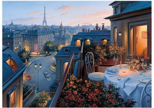 Een avond in Parijs - 1000 stukjes