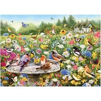 De geheime tuin - puzzel van 1000 stukjes