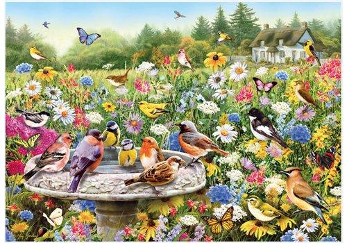 De geheime tuin - 1000 stukjes
