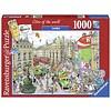 Ravensburger Fleroux - Londres - puzzle de 1000 pièces