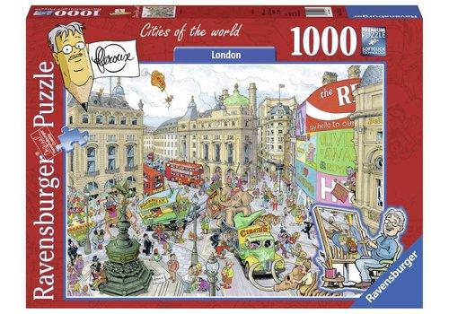 Fleroux - Londen - 1000 stukjes