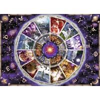 thumb-Astrologie - legpuzzel van 9000 stukjes-1