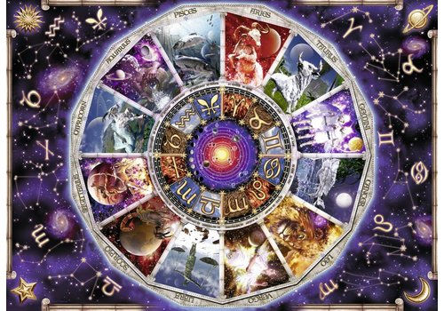 Astrologie - 9000 stukjes