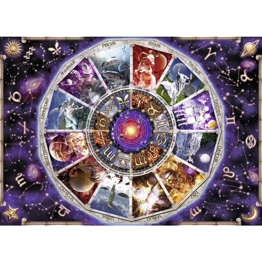 Astrologie - legpuzzel van 9000 stukjes-1