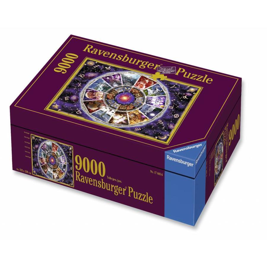 Astrologie - legpuzzel van 9000 stukjes-2